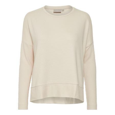 Tassa Rib Knit Sweater Pink