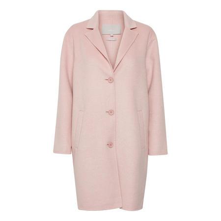 Carmeo Oversize Coat Pink