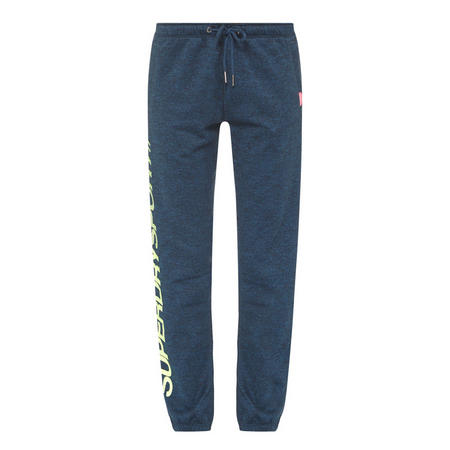 Logo Sweatpants Navy