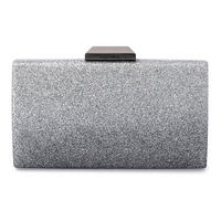 Andi Sparkle Pod Clutch Metallic