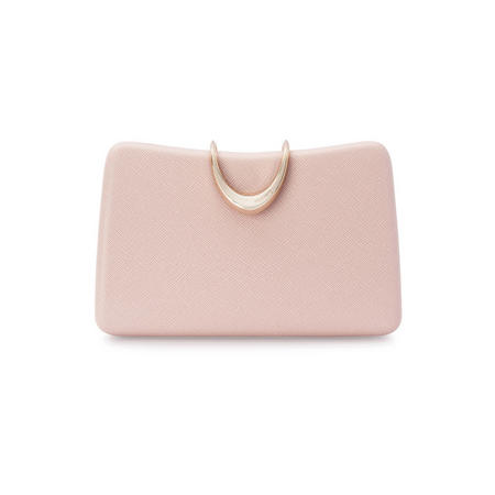 Soko Top Lock Pod Clutch Pink