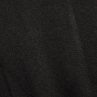 Melissa Cape Sleeve Dress Black