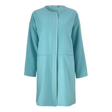 Theola Coat Blue