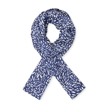Along Scarf Navy