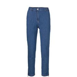 Pailas Capri Trousers Blue