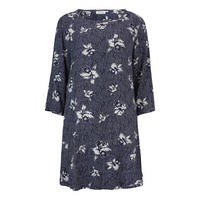 Guel Tunic Top Navy