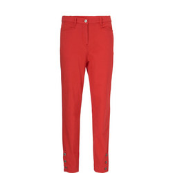 Petrine Trousers Red