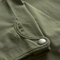 Paca Capri Trousers Green