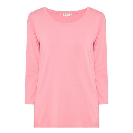 Cilla Long Sleeve T-Shirt Pink
