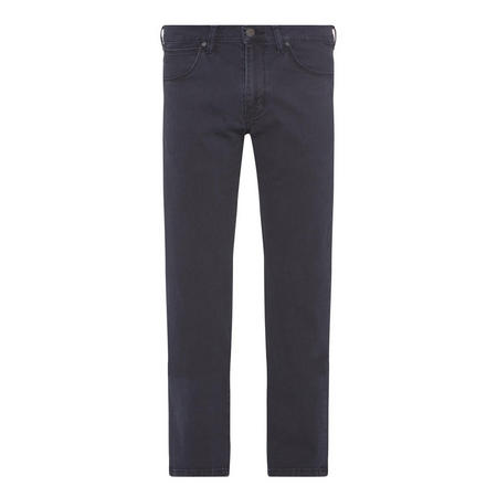 Stone Dyed Jeans Grey