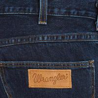Slim Straight Jeans Blue