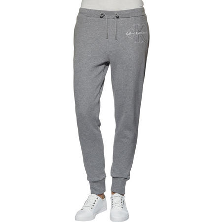 Pele Logo Sweat Pants Grey