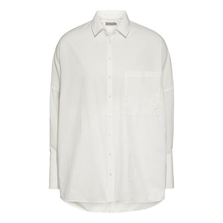 Oversize Shirt White