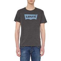 Batwing Logo T-Shirt Grey