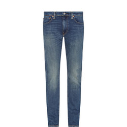 512 Slim Tapered Jeans Blue