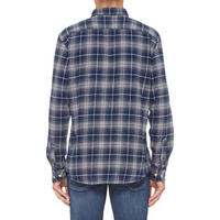 Lisburn Check Shirt Blue