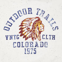 Outdoor Trails T-Shirt White
