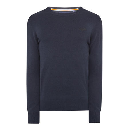Urban Flash Sweater Top Blue