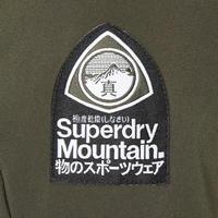 Mountain Shell Jacket Green