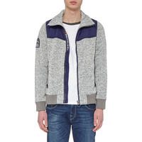 Storm Mountain Track Top Grey