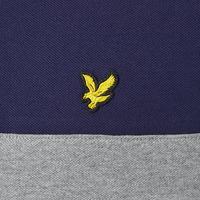Colour-Block Polo Shirt Multicolour