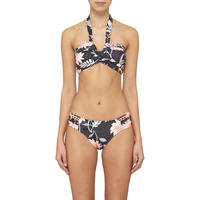 Bali Hai Bandeau Bikini Top Multicolour