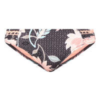 Bali Hai Ruched Bikini Bottoms Multicolour