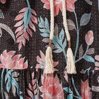 Bali Hai Midi Dress Multicolour