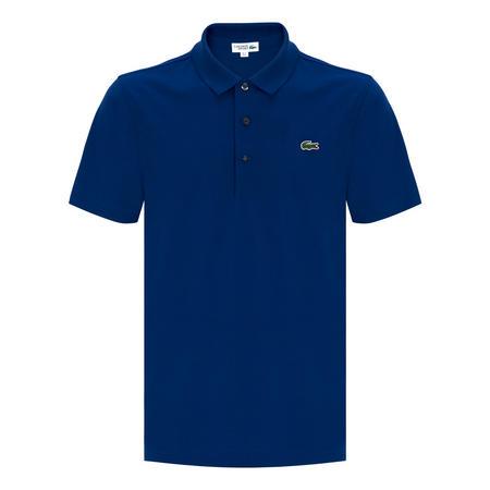 Tennis Polo Shirt Navy