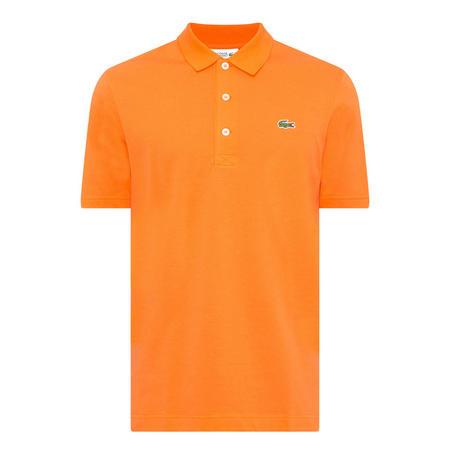 Tennis Polo Shirt Orange