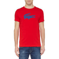Big Croc Logo T-Shirt Red