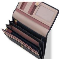 Radley Shadow Large Foldover Matinee Wallet Blue