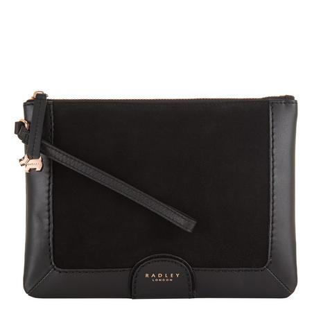 Linton Clutch Bag Black