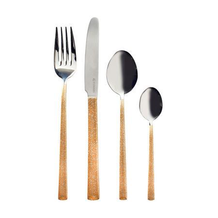Dazzle 18/10 16 Piece Cutlery Set