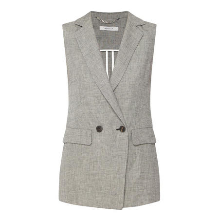 Cisa Waistcoat Grey