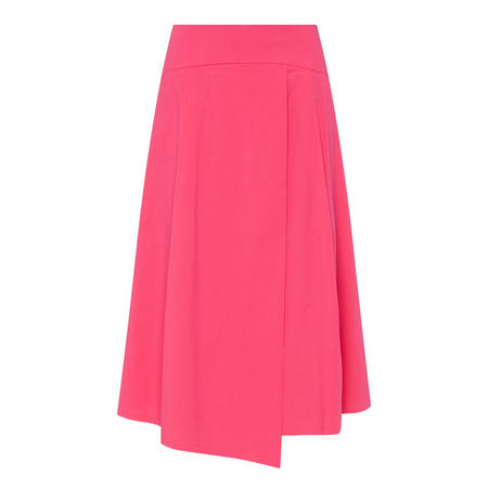 Fit & Flare Skirt Pink