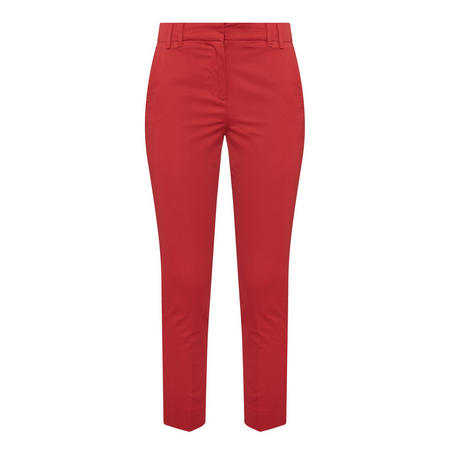 Sibilla Trousers Red
