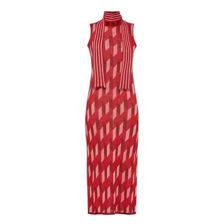 Savana Dress Red