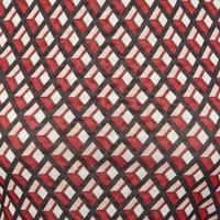 Rennes Printed Top Red