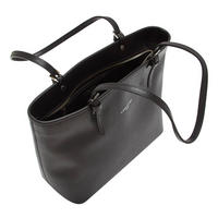 Adele Small Shopper Bag Black