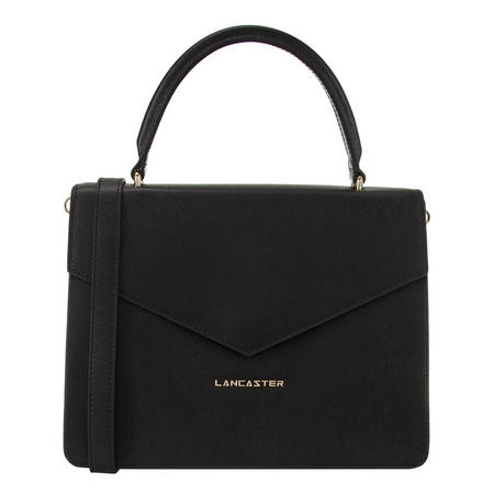 Adeline Satchel Bag Black
