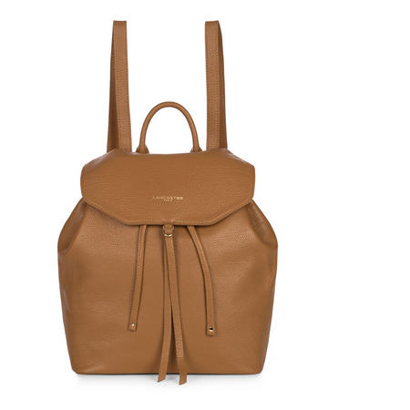 Dune Hobo Backpack Brown