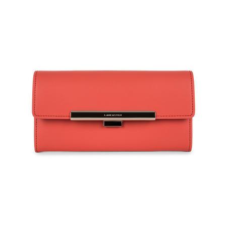 Lily Flap Close Wallet Orange