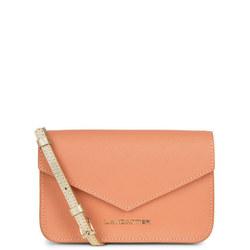 Adeline Small Crossbody Bag Orange