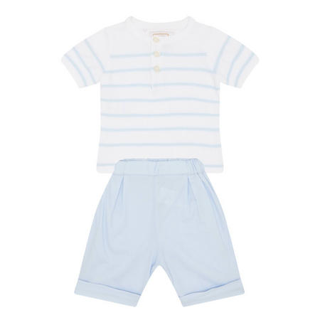 Milo Two-Piece Set Blue