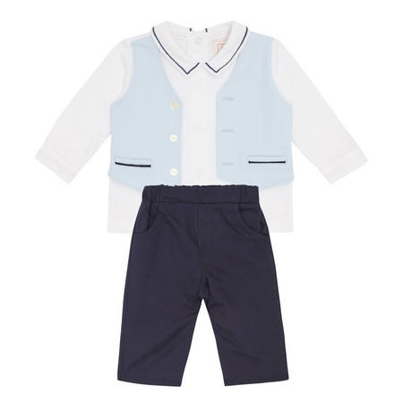 Marshall Two-Piece Set Blue