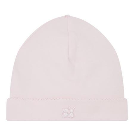 Genesis Beanie Hat Pink