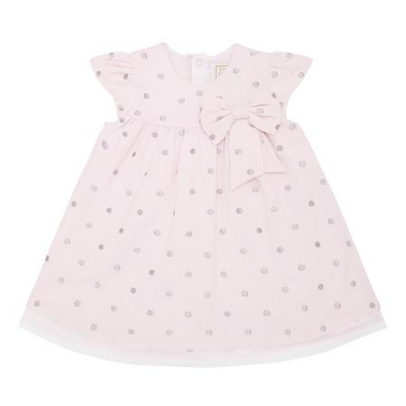 Molly Spotty Dress Pink