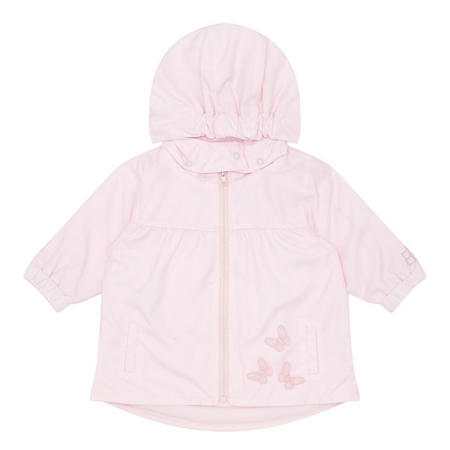 Babies Butterfly Jacket Pink