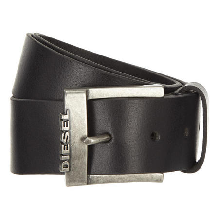 B-Deal Leather Belt Black